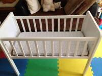 Mothercare Hyde petite cot