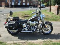 2005 Harley Davidson Heritage Softail One owner