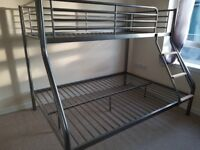 Triple Sleeper Bed for Sale (Metal)