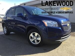 2014 Chevrolet Trax 1LT AWD (Bluetooth, Back Up Cam)