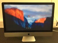 """5 x 27"""" iMacs for Sale. All in great condition £550-£800 depending - See description for detail"""