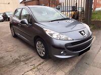 Peugeot 207 1.4 VTi S 5 Door - 2009, 2 Lady Owners, Only 60K Miles, 12 Months MOT, Lovely Car! £2495