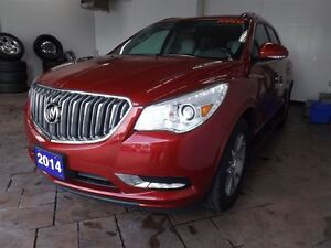 2014 Buick Enclave AWD LEATHER 7 PASS Kitchener / Waterloo Kitchener Area image 8