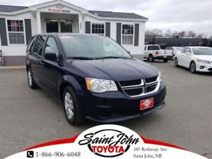 2015 Dodge Grand Caravan SXT $155.22 BIWEEKLY!!!