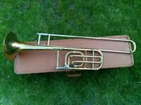 Besson International Bb/F Trombone