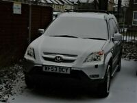 A BEAUTIFUL HONDA CRV 2.0L SPORTS WITH GAS Bi-Fuel (LPG) IN GREAT CONDITION, 4x4