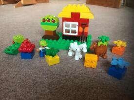 Lego Duplo My First Garden. Set no 10517