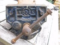 Woden 1699/1 carpenters vice