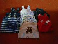 Baby boy Dungarees 3-6mnths