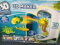 3D Maker Only Used Twice