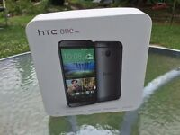HTC One M8s Gunmetal gray new - unused £175