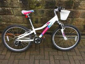 Girls kids bike