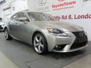 2015 Lexus IS 350 AWD * EXECUTIVE NAVIGATION REMOTE START