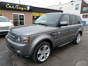 2011 Land Rover Range Rover Sport Supercharged - Fully Loaded Le