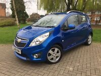 Chevrolet Spark. Low Mileage. Lots of extras!!