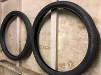 Schwalbe super motox 650b tyres