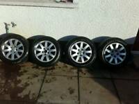"VW PASSAT 15"" ALLOYS"