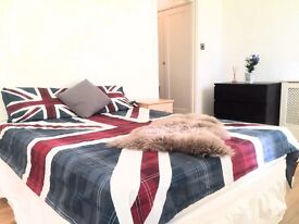 Double room, Marylebone, Baker Street, Regent's Park, central London, St John's Wood, Paddington