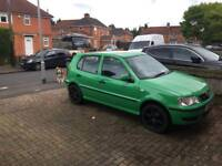 6n2, 2000, 1L, Green, Polo, Volkswagen.