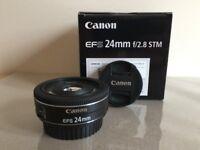 Canon 24mm f2.8 EF-S