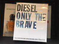 Diesel only the brave 125ml sealed
