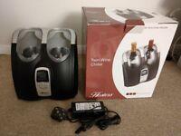 Hostess HW02MA Twin Bottle Wine Cooler