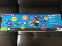 Children's metal detector - brand new in box