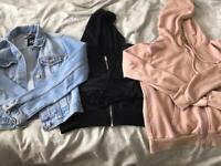 Jacket bundle £10