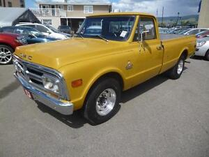 1972 GMC 2500 REG CAB LONG BOX