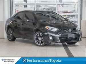 2016 Toyota Corolla 4-door Sedan S CVTi-S