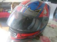 Takachi junior helmet