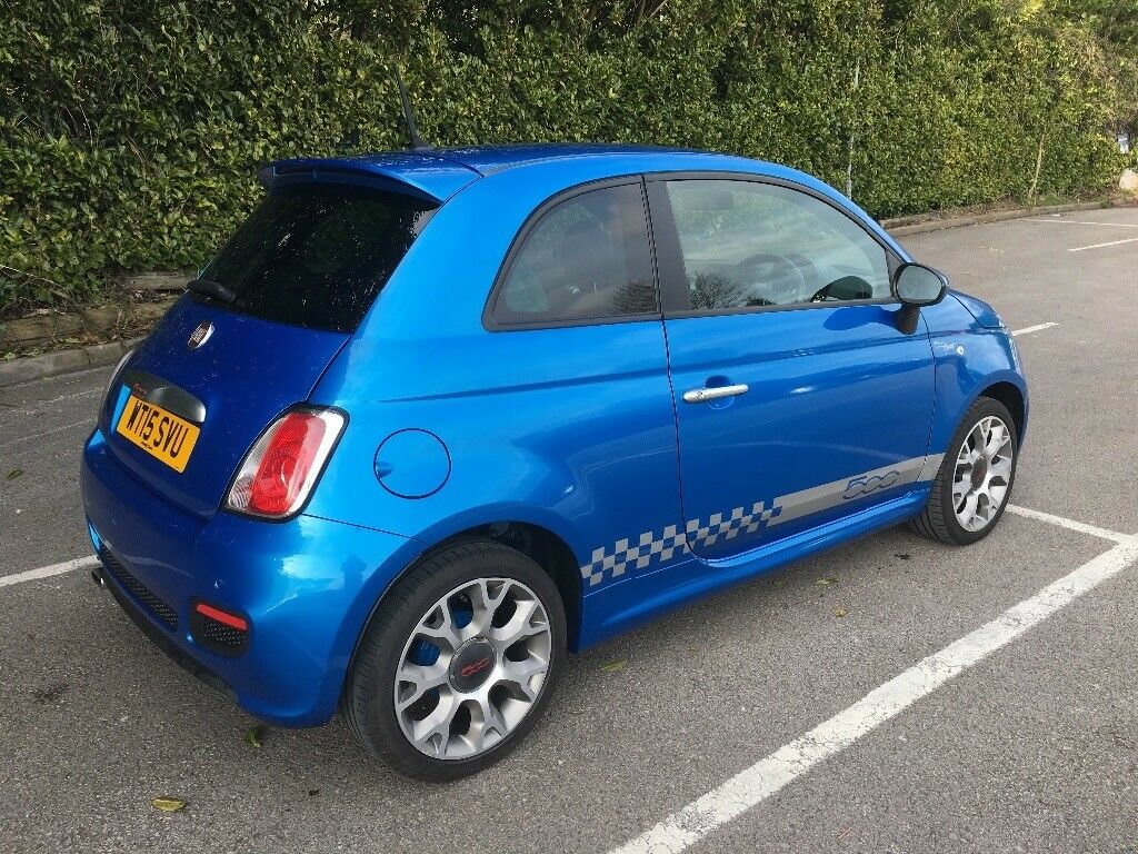 fiat 500 sport in newcastle under lyme staffordshire gumtree. Black Bedroom Furniture Sets. Home Design Ideas
