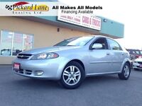 2006 Chevrolet OPTRA 5 WEEKLY SPECIAL!! CERTIFIED AND E-TESTED!!
