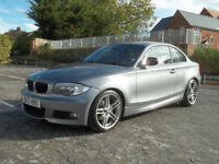 2012-BMW 120D COUPE-SPORT PLUS-FULL SERVICE HISTORY.
