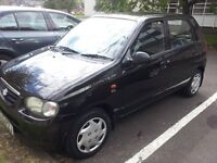 Suzuki Alto 1.1 GL - Very reliable vehicle - 30 pounds year road tax