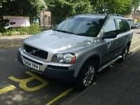 Volvo xc 90 2.4 diesel 7 seater automatic