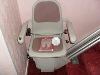 Acorn superglide 120 stairlift (for parts or fixing)