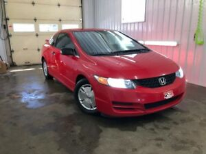 2011 Honda Civic Coupe DX-G