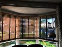 Wooden Blinds 3Appt Semi Knightswood