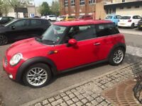 Mini Cooper hatchback 2007 1.6 with chilli pack
