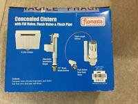 Flomasta Concealed Cistern 6 litre New
