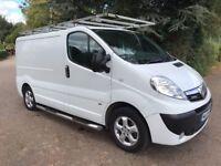 Vauxhall vivaro sportive 2700 Swb 2.0cdti 115 2013 13 reg 6 speed 131000 miles