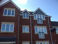 2 BED MODERN APARTMENT WHINFIELD GARDENS WORCS £650