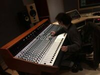 free band recording and mix down at SAE institute