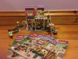 Lego Friends Heart Lake City Food Market