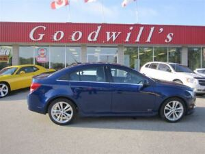 2014 Chevrolet Cruze BASE! 6-SPEED MANUAL! CLEAN CARPROOF!