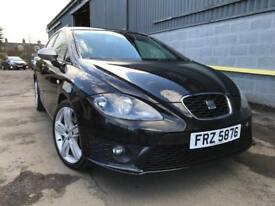 2010 Seat Leon FR 2.0Cr Tdi FSH Stunning Car. FINANCE AVAILABLE
