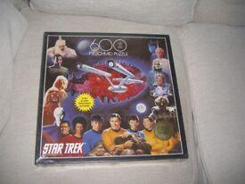 Original series Star Treck Puzzle