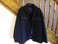 Black XL Marks and spencers winter coat BNWT.