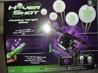 Hover Shot Glow In The Dark, Floating Target Game, As New.